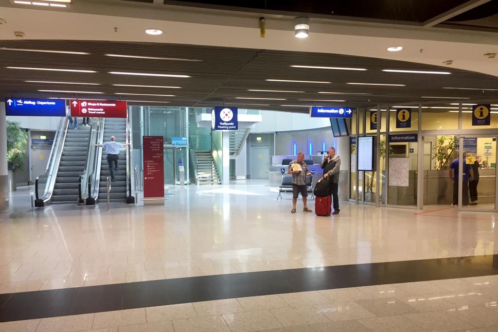 Flughafen Düsseldorf Treffpunkt