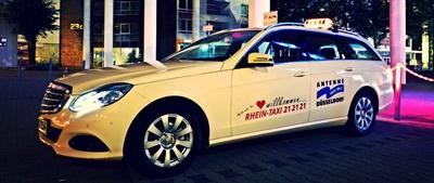 Rhein-Taxi Stellenangebote Chauffeur Jobs