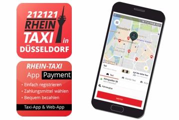 Rhein-Taxi App