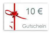 Gutscheine 10€
